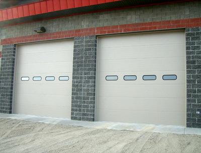 Raynor TC-200 Doors